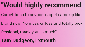 Exmouth Carpet Cleaners